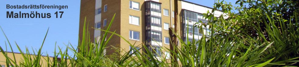 Brf Malmöhus 17
